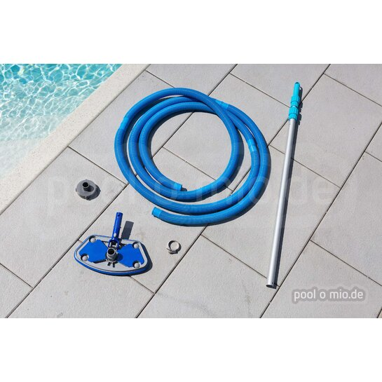 Poolreinigungsset Poolomio für Intex-Pools