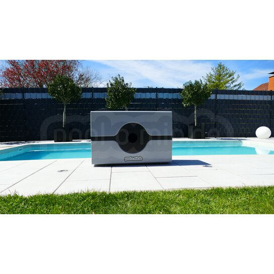 Pool-Wärmepumpe EcoSpec 9 Silent Inverter